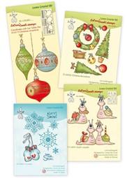 Afbeelding voor categorie Clear stamps Kerst