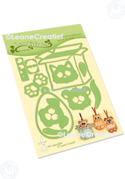Picture of Lea'bilitie® Pets party & present cut and embossing die