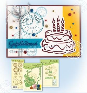 Afbeeldingen van Birthday cake: time to celebrate