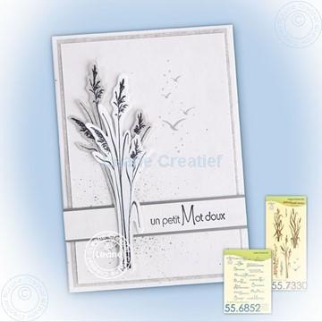 Image de Waterside, reed stamp